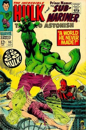 Tales To Astonish # 95 Issues V1 (1959 - 1968)