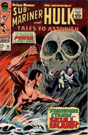 Tales To Astonish # 96 Issues V1 (1959 - 1968)