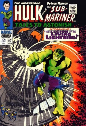 Tales To Astonish # 97 Issues V1 (1959 - 1968)