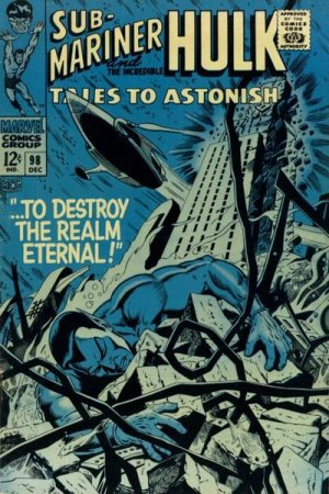 Tales To Astonish # 98 Issues V1 (1959 - 1968)