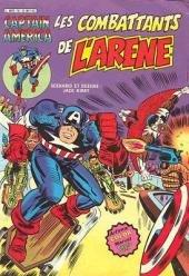 Captain America # 18