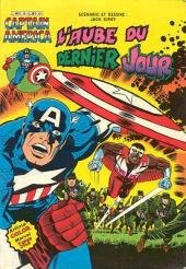 Captain America # 19