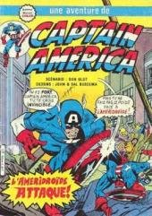 Captain America # 20 Kiosque (1979 - 1984)