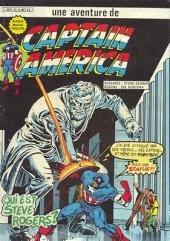 Captain America # 21