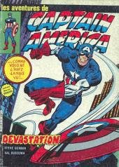 Captain America # 22