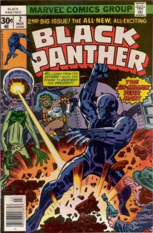 Black Panther # 2 Issues V1 (1977 - 1979)