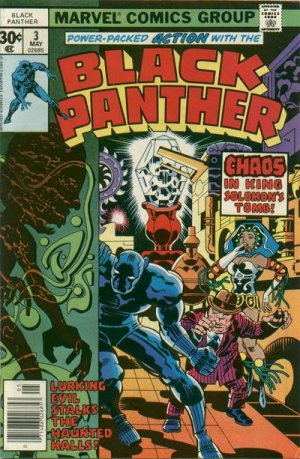 Black Panther # 3 Issues V1 (1977 - 1979)