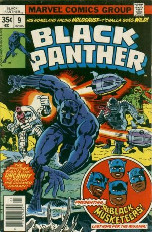 Black Panther # 9 Issues V1 (1977 - 1979)