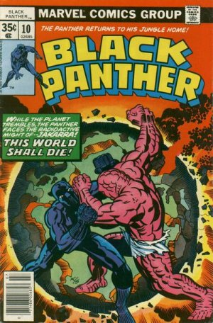 Black Panther # 10 Issues V1 (1977 - 1979)