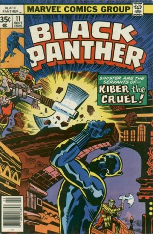 Black Panther # 11 Issues V1 (1977 - 1979)