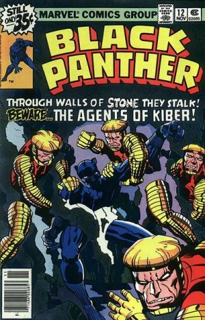 Black Panther # 12 Issues V1 (1977 - 1979)