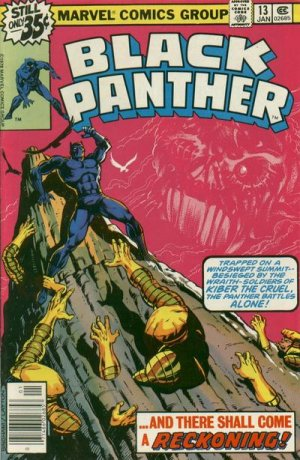 Black Panther # 13 Issues V1 (1977 - 1979)