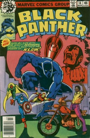 Black Panther # 14 Issues V1 (1977 - 1979)