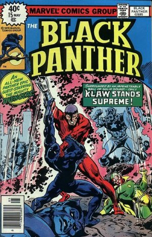 Black Panther # 15 Issues V1 (1977 - 1979)