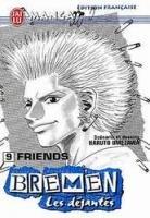 couverture, jaquette Bremen 9  (J'ai Lu manga)