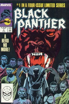 Black Panther # 1 Issues V2 (1988)