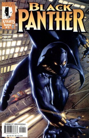 Black Panther édition Issues V3 (1998 - 2003)