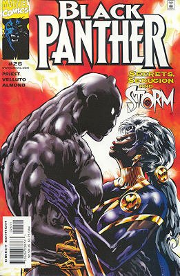 Black Panther # 26 Issues V3 (1998 - 2003)