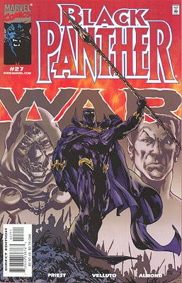 Black Panther # 27 Issues V3 (1998 - 2003)