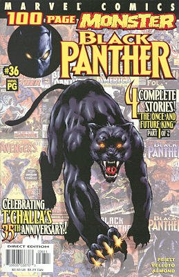 Black Panther # 36 Issues V3 (1998 - 2003)