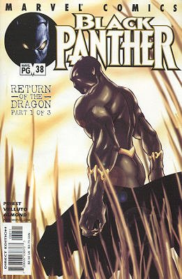 Black Panther # 38 Issues V3 (1998 - 2003)