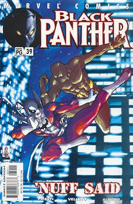 Black Panther # 39 Issues V3 (1998 - 2003)