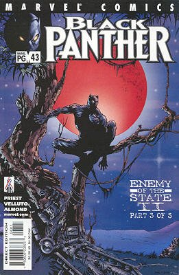 Black Panther # 43 Issues V3 (1998 - 2003)