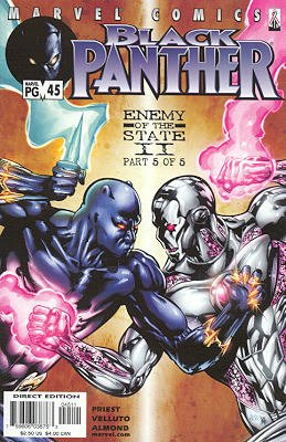 Black Panther # 45 Issues V3 (1998 - 2003)
