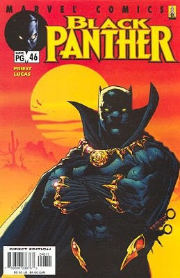 Black Panther # 46 Issues V3 (1998 - 2003)