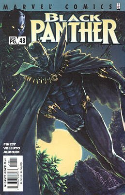 Black Panther # 48 Issues V3 (1998 - 2003)