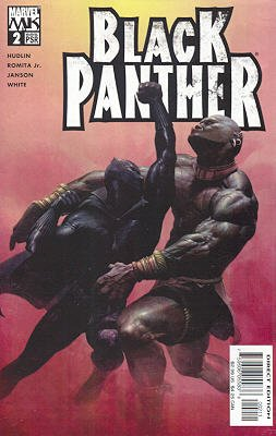 Black Panther # 2 Issues V4 (2005 - 2008)