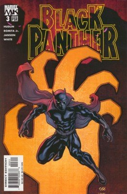 Black Panther # 3 Issues V4 (2005 - 2008)