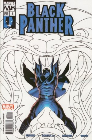 Black Panther # 4 Issues V4 (2005 - 2008)