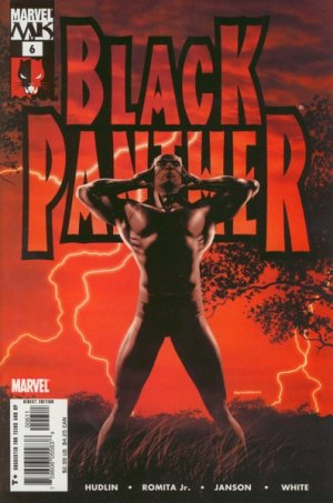 Black Panther # 6 Issues V4 (2005 - 2008)