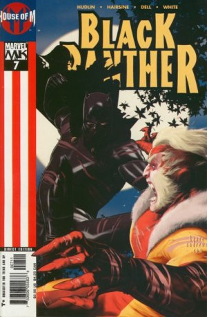 Black Panther # 7 Issues V4 (2005 - 2008)