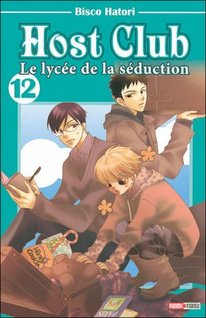 Host Club - Le Lycée de la Séduction T.12