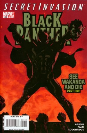 Black Panther # 39 Issues V4 (2005 - 2008)
