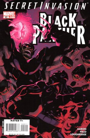 Black Panther # 40 Issues V4 (2005 - 2008)
