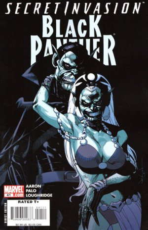 Black Panther # 41 Issues V4 (2005 - 2008)