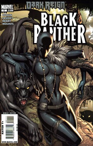 Black Panther édition Issues V5 (2009 - 2010)