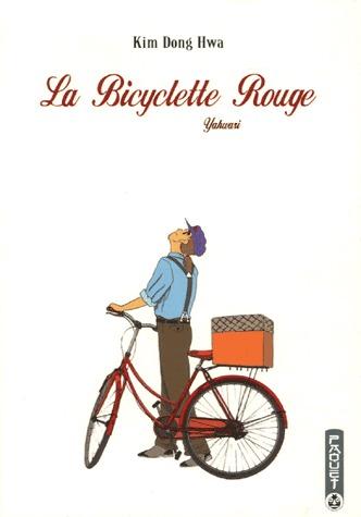 La Bicyclette Rouge édition COFFRET
