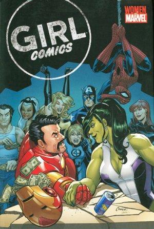 Girl Comics édition TPB hardcover (cartonnée)