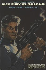Nick Fury vs. S.H.I.E.L.D. édition TPB softcover (souple)
