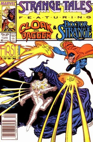 Strange Tales édition Issues V2 (1987 - 1988)