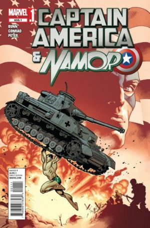 Captain America and Namor T.635.1