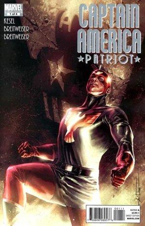 Captain America - Patriot # 1 Issues