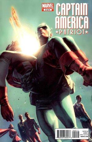 Captain America - Patriot # 2 Issues
