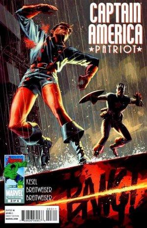 Captain America - Patriot # 3 Issues