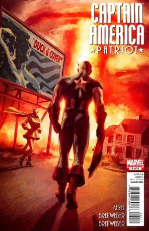 Captain America - Patriot # 4 Issues