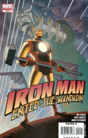 Iron Man - Au commencement était le Mandarin # 2 Issues